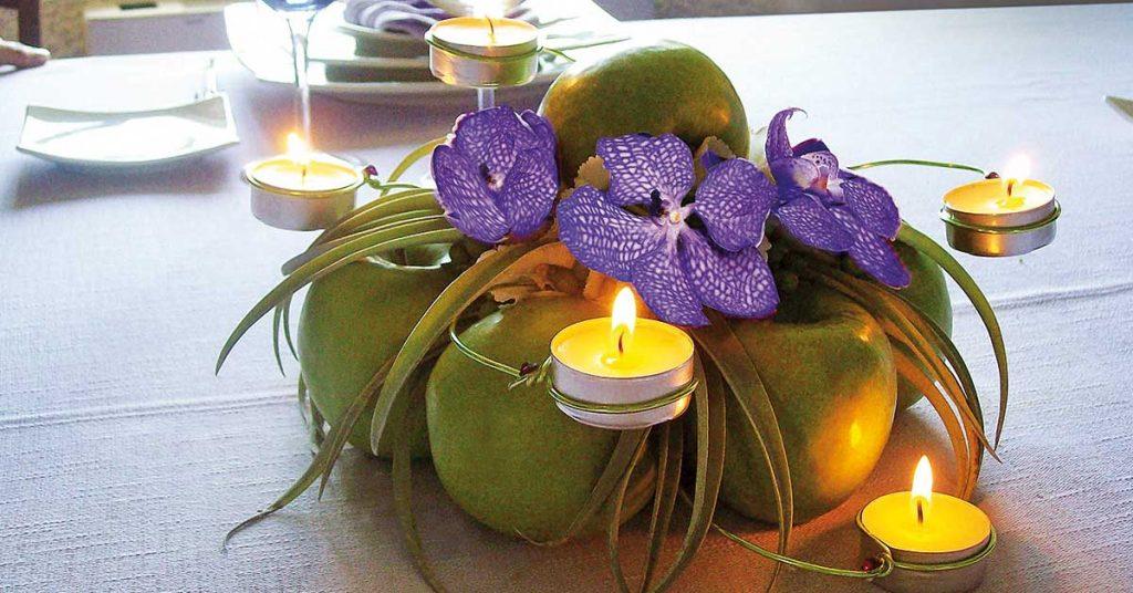 Cerchi un fioraio a messina scegli nunzio fiori e piante dal 1983 - Centro tavola con frutta ...